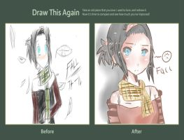 Draw it again Entry. by Timcanpy57x