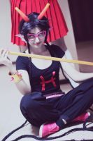HOMESTUCK: Meenah cosplay by sweetHobgoblin