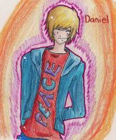 Daniel by shoujoartist