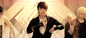 Sexy,Free,and Single Donghae GIF by noni126