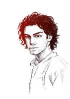 Aidan Turner by IrbisN