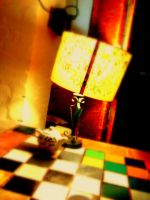 checkmate ms lamp by phoebeplupp