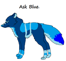 Ask Blue by Hyperactive-Blue