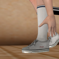 In Ayanes Shoe 02 by GTSMania
