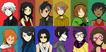 Humanstuck by Rolling-Mozaik