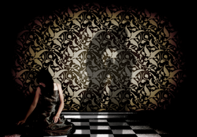 Checkmate... by Latiana
