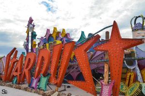Stardust Sign by ShannonCPhotography