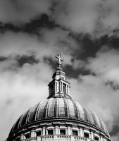 St Pauls II by AndrewToPhotography