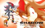 Shadow The Hedgehog Wallpaper by DeannART