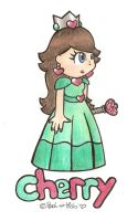 .:Princess Cherry:. -OC by Peach-X-Yoshi