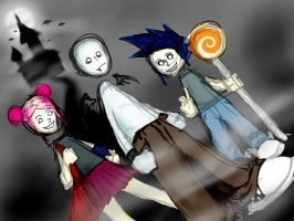 The Kids of Hallow by Anonyminty