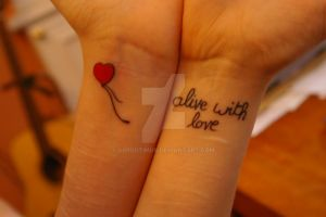 alive with love by sproutimus