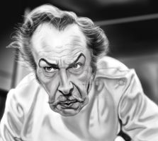 Vincent Price by adavis57