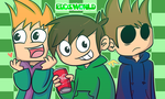 Eddsworld (RIP Edd Gould) by ecokitty