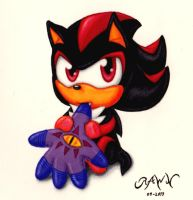 Baby Shadow by RAWN89