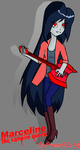 Marceline The Vampire Queen by Princess-CoCo-154