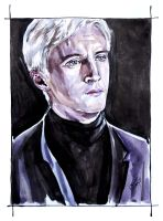 Draco Malfoy by TioUsui