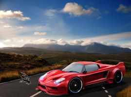 Ferrari F50 by REDZ166