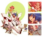 Memories of Escaflowne by zimra-art