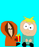 Happy Birthday Butters by SkunkyRainbow270