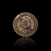 Viking brooch by Peixeart