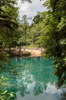 Blue lake. by Evefidor