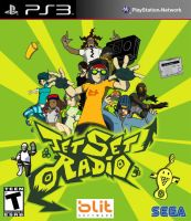 Jet Set Radio 01 by FoeTwin