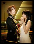 FFVIII: Eyes on Me by SkyIkao