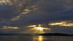31 Mar 2012 Sunset at Alki by urnightmare