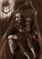 Thas Me Favrit Story by Dendraica