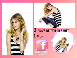 Pack png de Taylor Swift by DelfyEdition