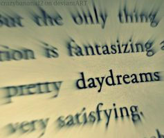 365 Project-Day 54: Daydreams by hourglass-paperboats