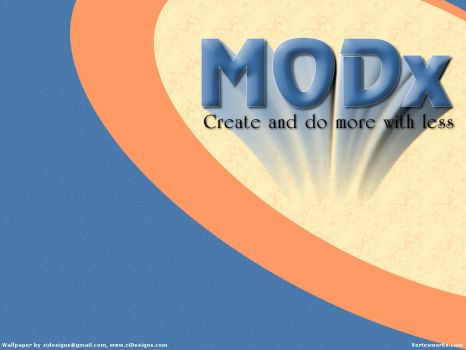 MODx - Do more with less. -2- by zaighamz