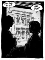22 Panels: Wally Wood Falmouth Remix 1 by leeoconnor