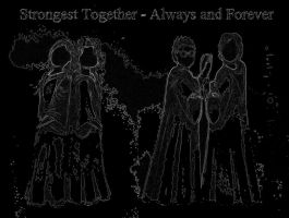 Strongest Together by majann