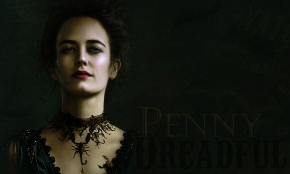 Penny Dreadful :. Vanessa Ives by RafkinsWarning
