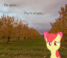 No apples for Applebloom by Bryal