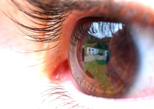 The house in your eye by tomegatherion
