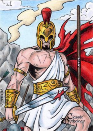 Ares - Classic Mythology