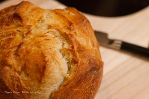 Home-made Sourdough by DrewOlsen