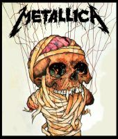 Oldschool Metallica by gnyns
