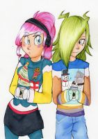 Ugly Sweaters : Freededy by Lolly-pop-girl732
