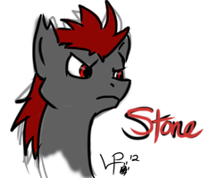 Stone by Lexipup1