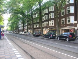 Beethoven St.  Amsterdam by Hermione75