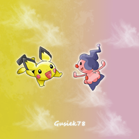 Pokemon Baby. by Gusiek78