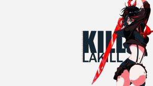 Kill la Kill - Wallpaper 1920x1080 by ArtofKillian