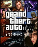 Grand Theft Auto IV: Coruscant by yavinfour
