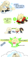Dragon Nest: Summer Costumes!? by camikawaii