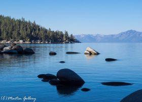 Lake Tahoe Morning light 150824-26 by MartinGollery