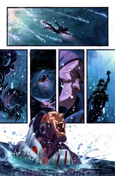 Black Science Colour Sample Page 1 by Roman-Stevens
